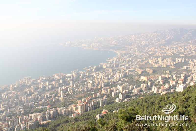 Fly 9 minutes to a Bird's-Eye View: Harissa
