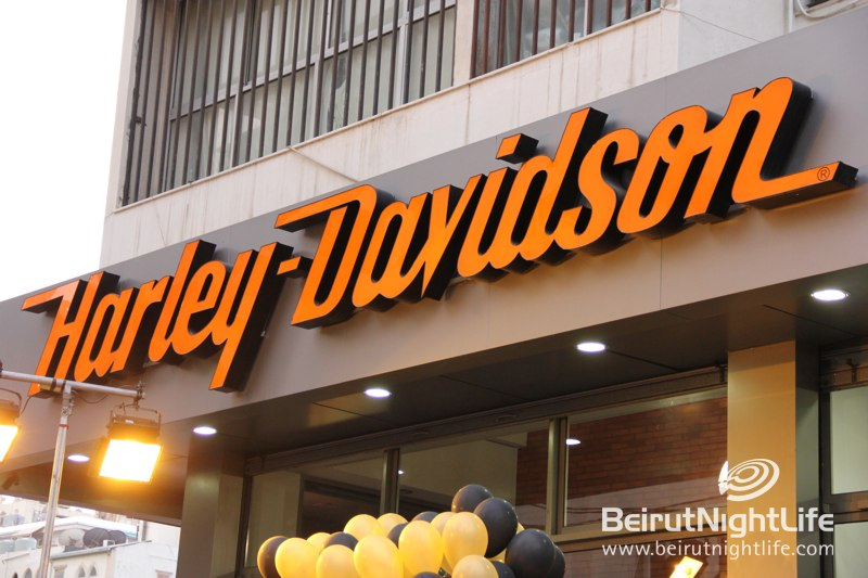 """Harley-Davidson Lebanon wraps up the """"Open House"""" day in Beirut"""