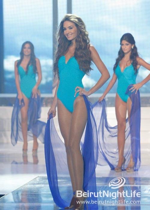 Miss Lebanon 2012 wins a $400,000 apartment in the Bkheir neighborhood