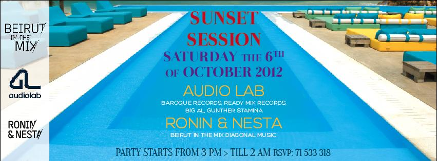 Sunset Session At Iris Beach Club