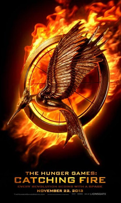 Motion Poster for The Hunger Games: Catching Fire Revealed