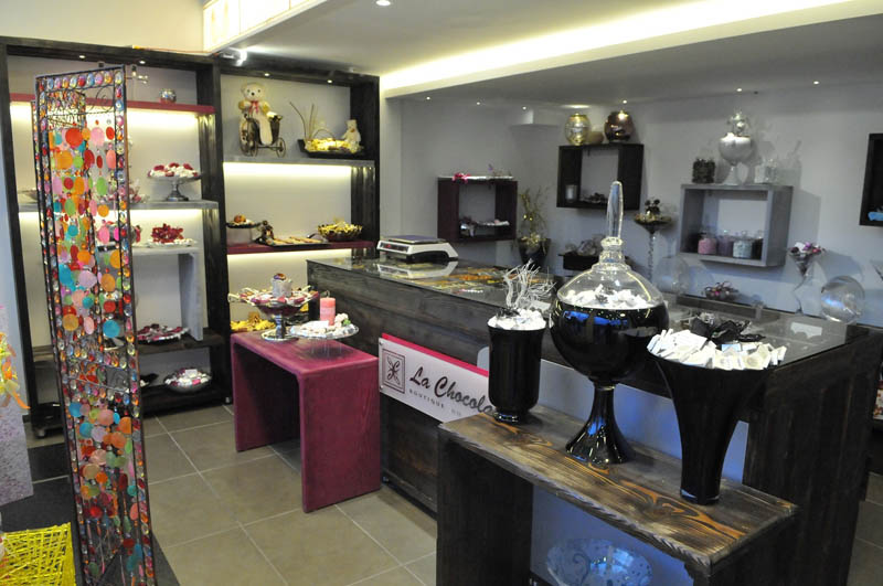 La Chocolata: Boutique du Chocolat in Lebanon