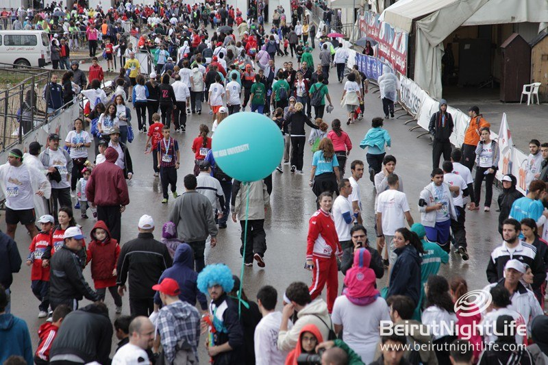 Running for a Cause: The 2012 Beirut International Marathon