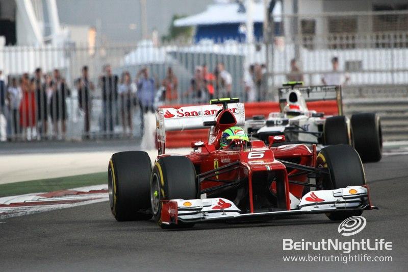 Etihad Grand Prix at Yas Marina Circuit Race Day Full Coverage