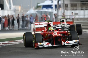 Etihad Grand Prix at Yas Marina Circuit Race Day Full Coverage