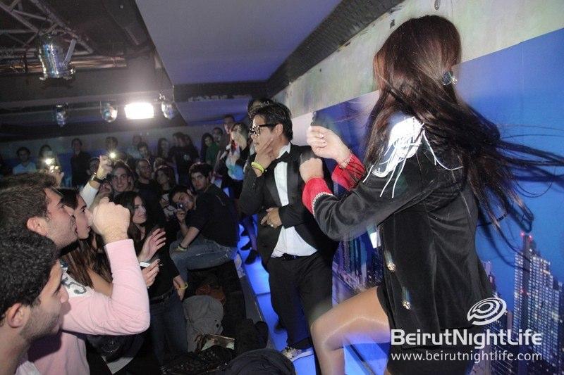 Brut goes Gangnam Style!
