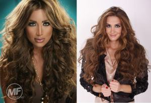 Who is hotter Maya Diab or Rina Chibani?