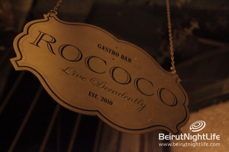 Rococo Gastro Bar Open at Monot Street