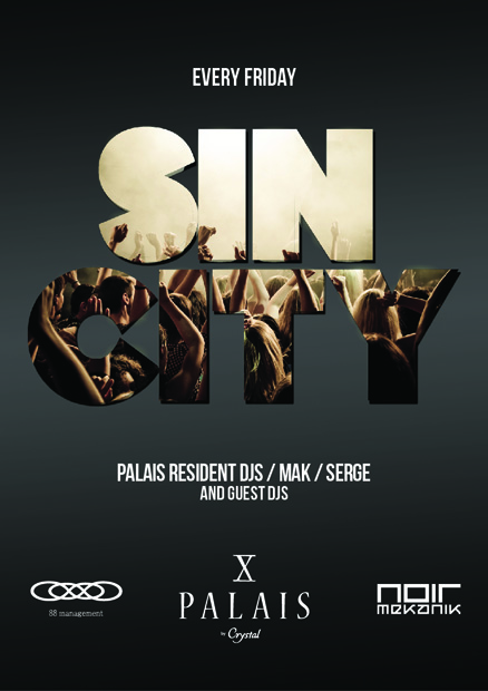 Sin City At Palais By Crystal