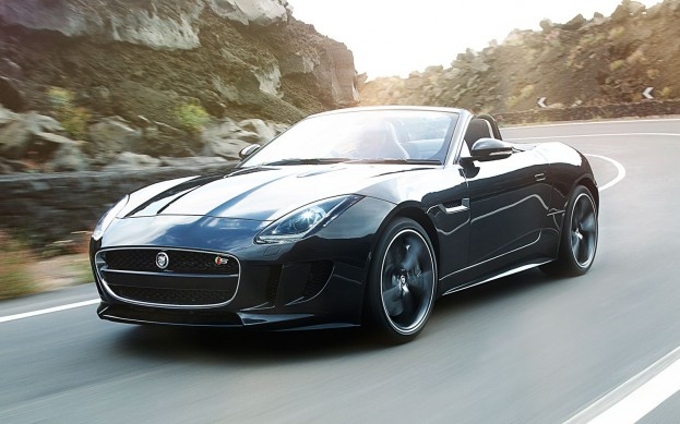 2014 Jaguar F-type Roadster