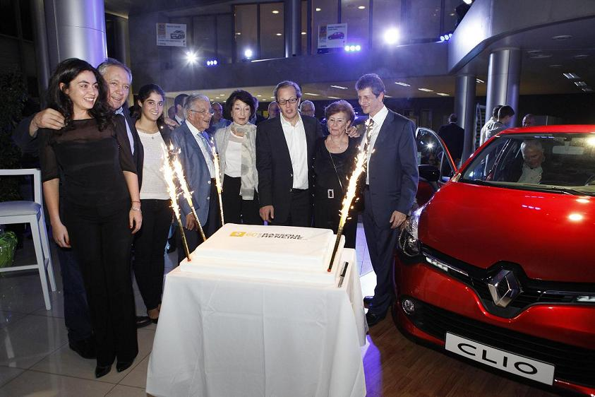 Bassoul-Heneine SAL celebrates its 60th anniversary partnership with Renault