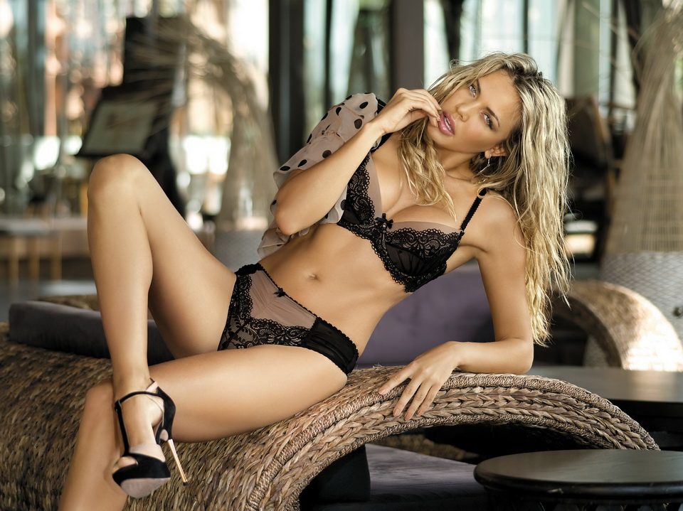 Our Special Award for The Best Lingerie Photoshoot of 2012!