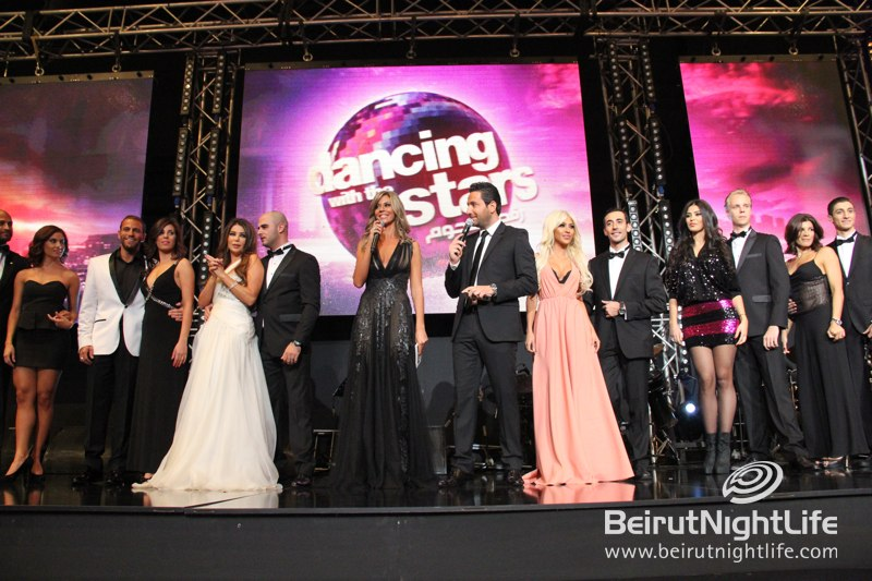 Dancing With The Stars Lebanon announced at Gala Dinner