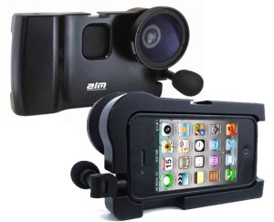 iPhone turns into a Video Camera