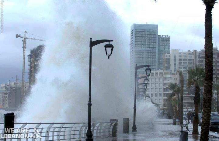 Beirut is in the Eye of the… Storm! (Beirut is in the Eye of the Beholder)