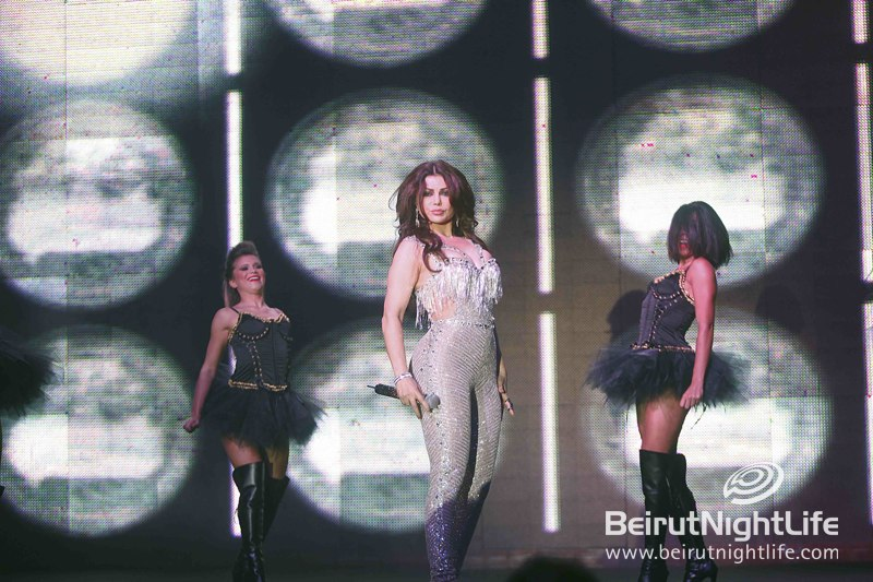 Haifa & Assi Celebrate NYE with a Blast!