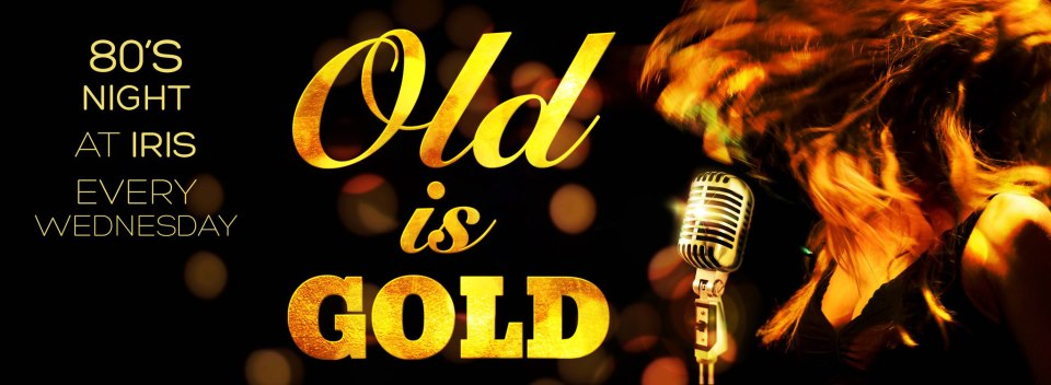 Old Is Gold At Iris