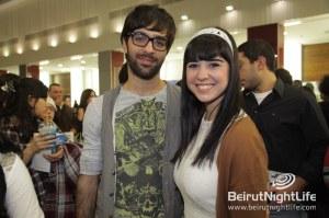 NDU Student Film Festival Winners Screen at ABC Dbayeh