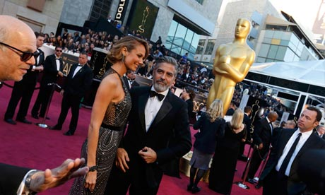 Oscars 2013: the best and worst dressed