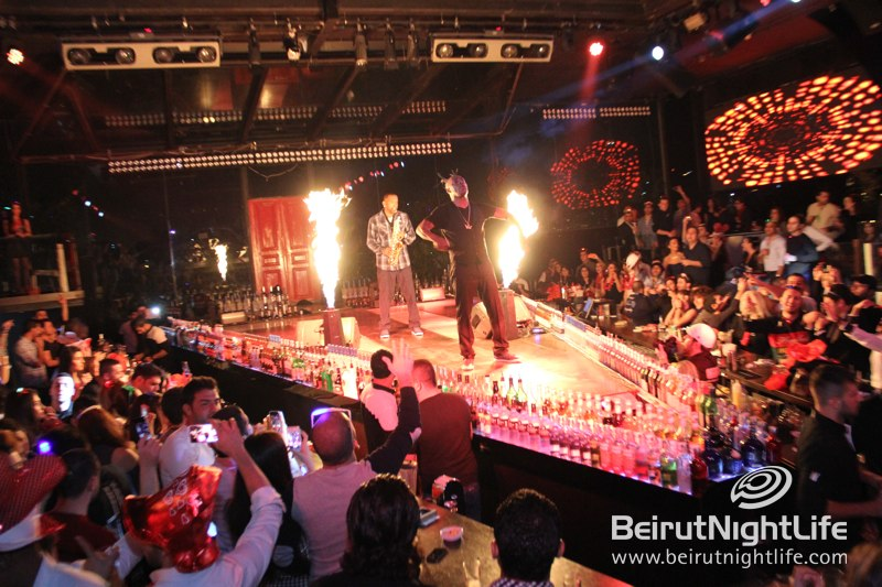 Legendary Coolio Rocks LIFE Beirut!
