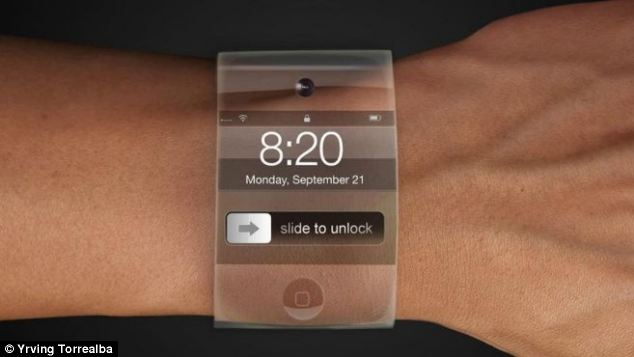 Is this the new iWatch?