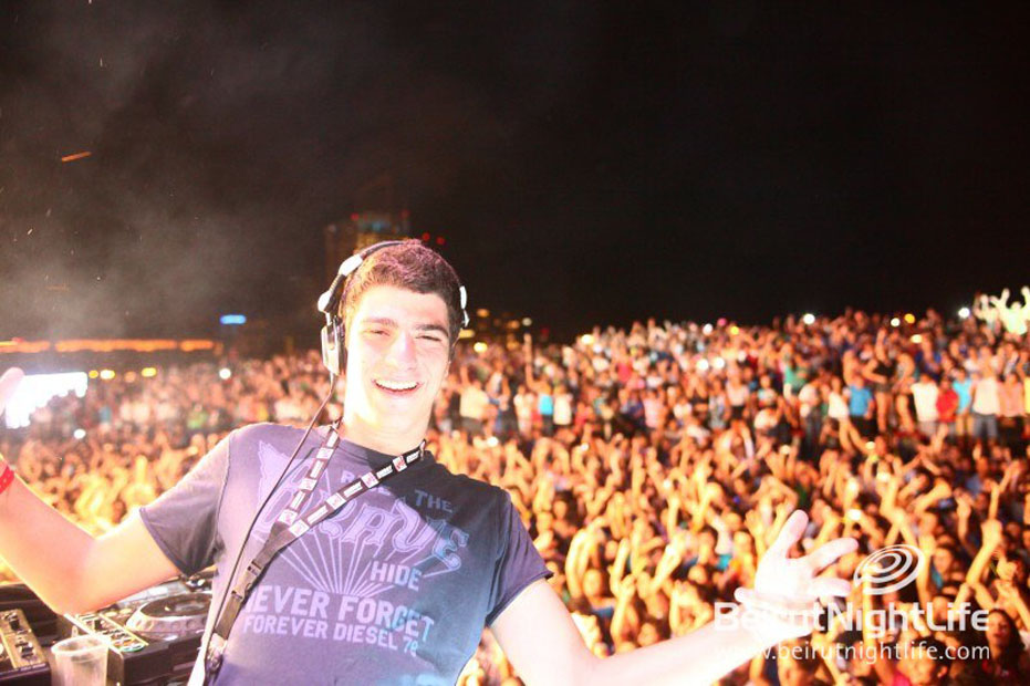 DJs of Lebanon: Young Prodigy Mini-B