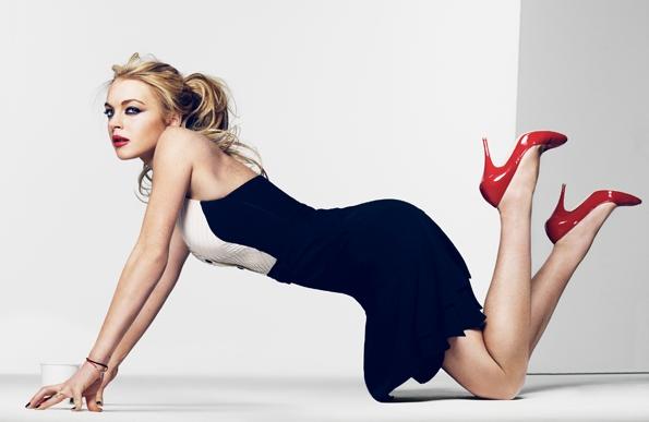 Lindsay Lohan still Drinking!