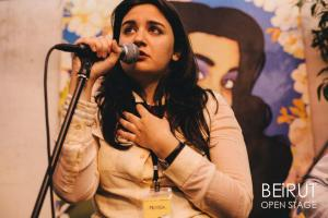 Beirut is in the Eye of the Beholder: Beirut Open Stage