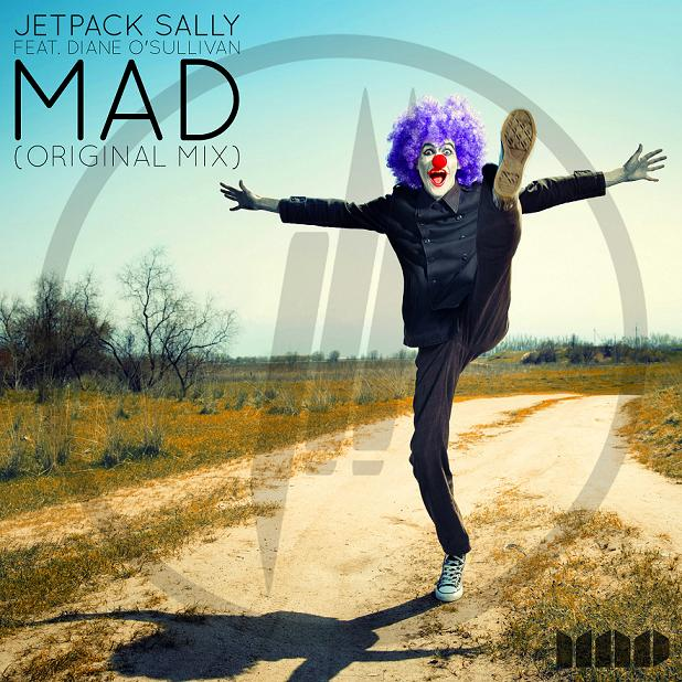 Jetpack Sally – MAD feat. Diane O'Sullivan (Original Mix)
