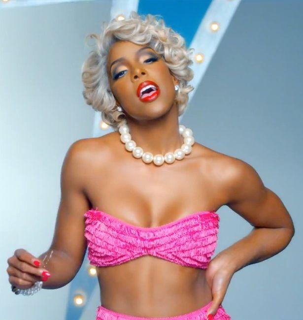 Kelly Rowland, music video-2