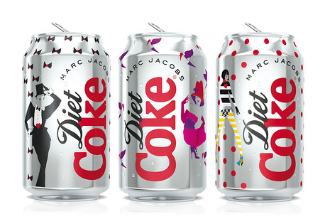 Diet Coke's Latest Look