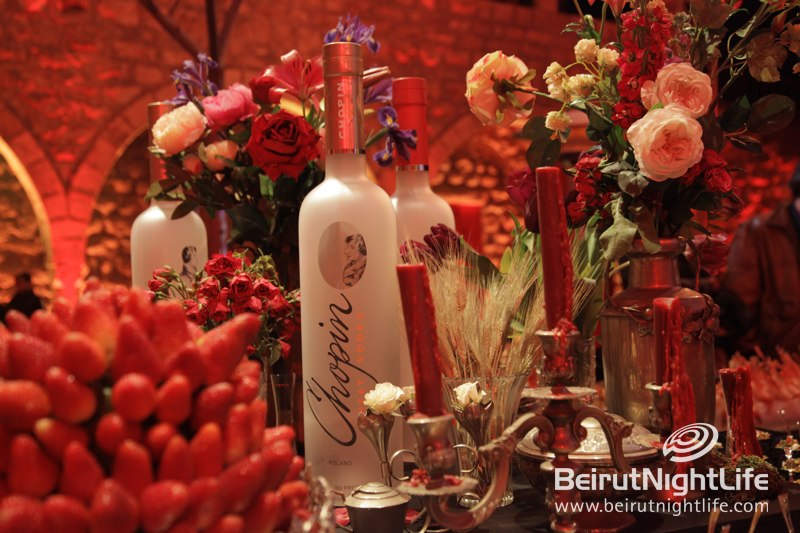 Chopin Vodka Arrives in Lebanon