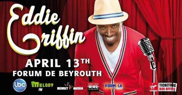Eddie Griffin Live in Lebanon