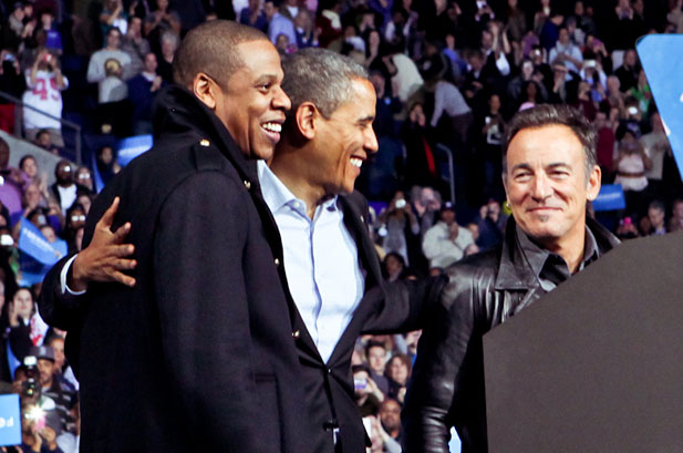 Obama Did NOT Rap With Jay-Z About Cuba
