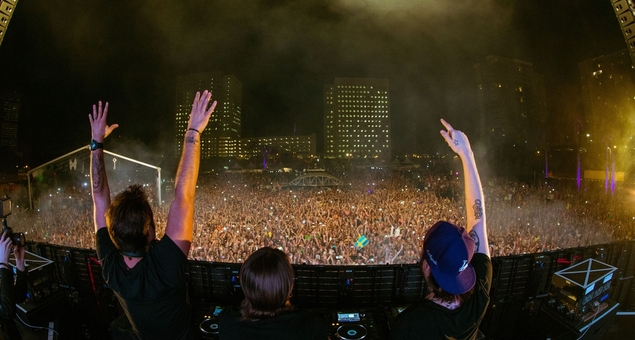 Review: Swedish House Mafia's Final Performance in Miami