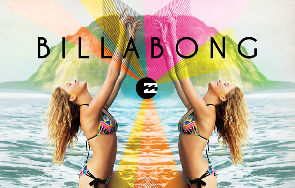 Billabong Bikinis Featured in Sports Illustrated's Famed Swimsuit Edition