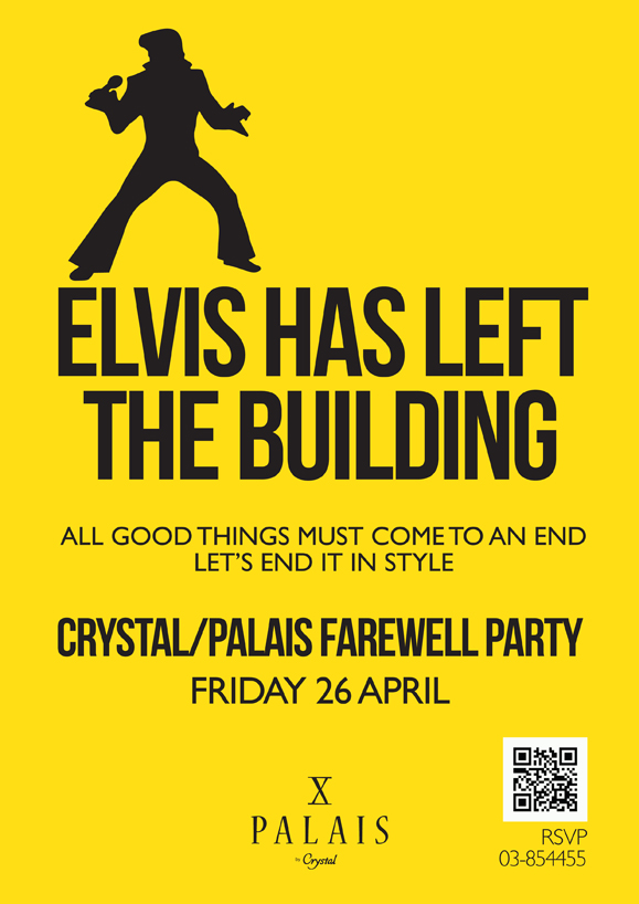 Palais Farewell Party
