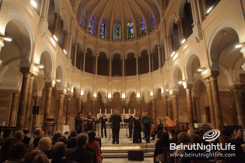 Matteo & Italia – Breathtaking Opera Music in St. Joseph Church, Monot