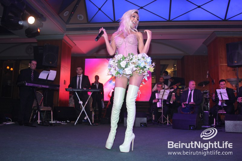 Stellar Concert by Naya & Naji Osta at Regency Palace