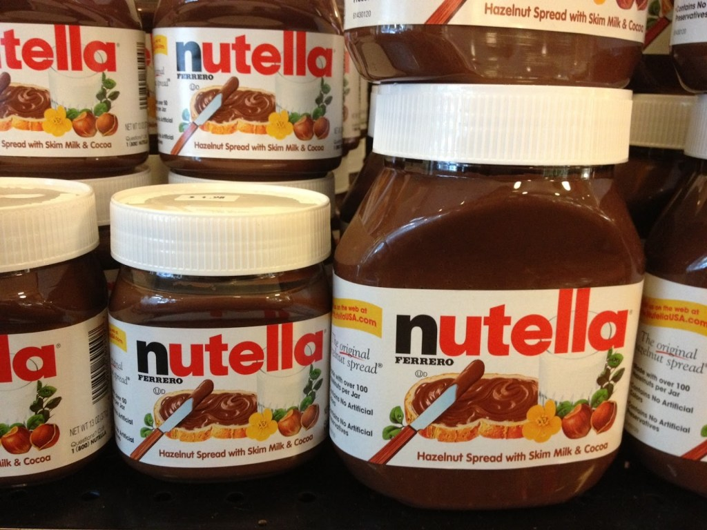 The Great Chocolate Caper: Thieves Swipe 5 Tons Of Nutella