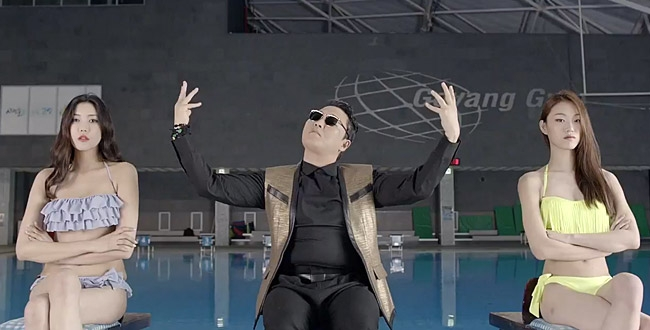 Psy Is No 'Gentleman' In New Music Video