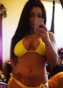 Deena Nicole Cortese Bikini Photo: 15 Pounds Down, Couple More to Lose!