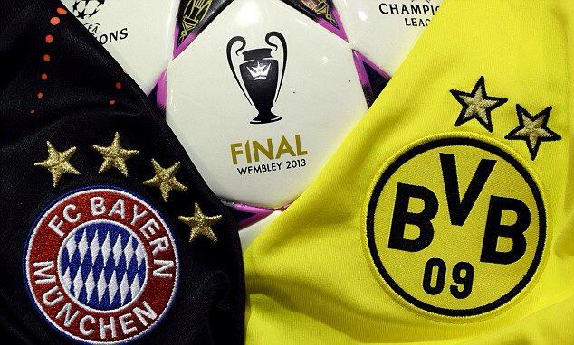 UEFA Champions League Final Preview: Bayern Munich vs Borussia Dortmund