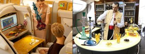 Emirates to introduce shisha lounges onboard A380 fleet