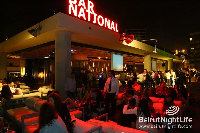 Bar National Terrace opens with a Joe Barza flavor