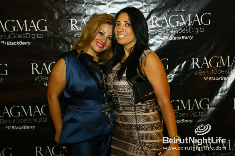 RAGMAG Magazine stages the Official SMA After Party in collaboration with BlackBerry Middle East