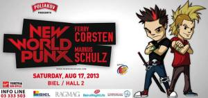 Win Tickets to New World Punx with Ferry Corsten & Markus Schulz
