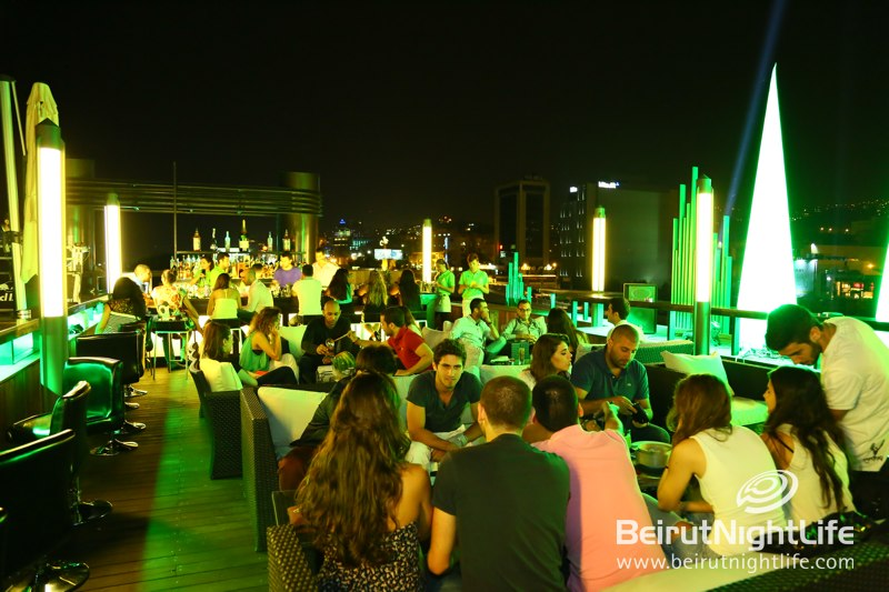 Say Hello to the Brand New Opium Rooftop in Dbayeh