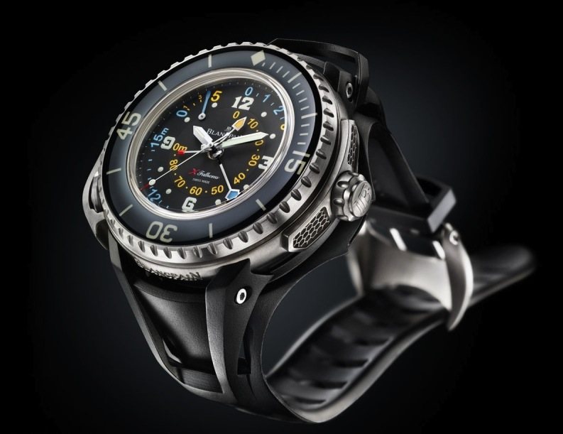 Exclusive interview with Executive VP & Head of Marketing at Blancpain from BaselWorld 2013