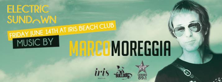 Marco Moreggia at Electric Sundown